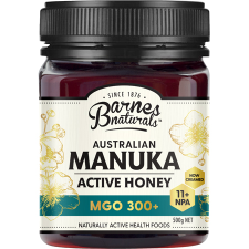 AUSTRALIAN MANUKA ACTIVE HONEY MGO 300+ NPA 11+ 500g