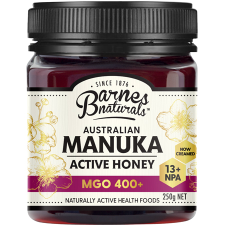 AUSTRALIAN MANUKA ACTIVE HONEY MGO 400+ NPA 13+ 250g