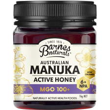 AUSTRALIAN MANUKA ACTIVE HONEY MGO 100+ NPA 6+ 1Kg