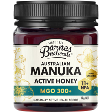 AUSTRALIAN MANUKA ACTIVE HONEY MGO 300+ NPA 11+ 1Kg *CTP*