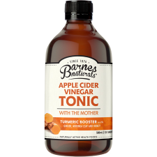 APPLE CIDER VINEGAR TONIC - TURMERIC BOOSTER 500ml