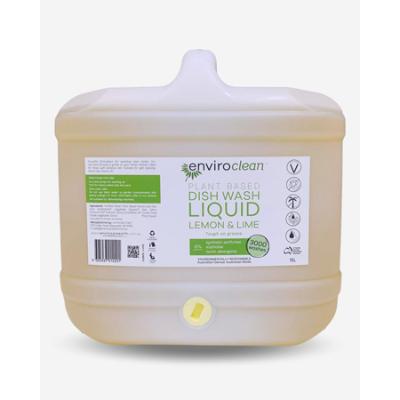 DISH WASH LIQUID LEMON & LIME 15L