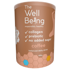 THE WELL BEING COLLAGEN COFFEE 400g
