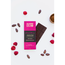 DARK CHOCOLATE BERRY 70% CACAO 55g (BX12)
