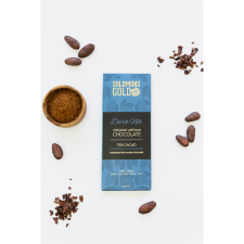 DARK CHOCOLATE NIB 75% CACAO 55g (BX12)
