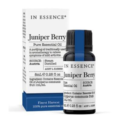 JUNIPER BERRY PURE ESSENTIAL OIL 8ml