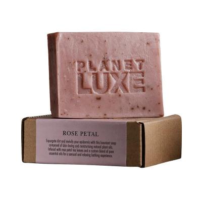 BOXED SOAP ROSE PETAL 130g