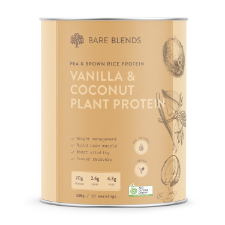 VANILLA & COCONUT PLANT PROTEIN 500g