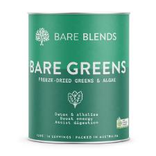BARE GREENS 100g