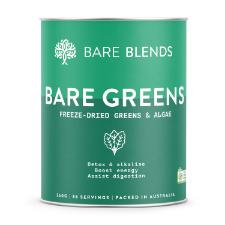 BARE GREENS 250g