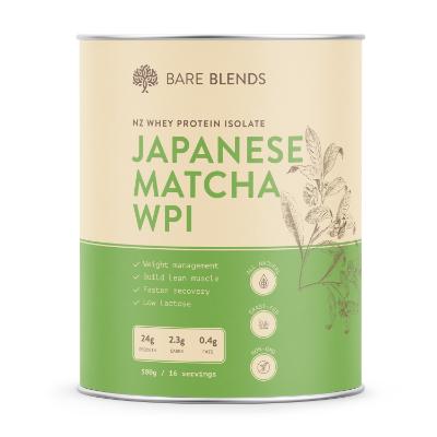 JAPANESE MATCHA WPI 500g