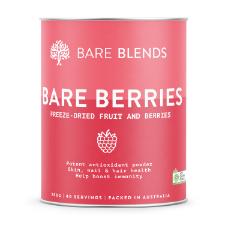 BARE BERRIES 200g