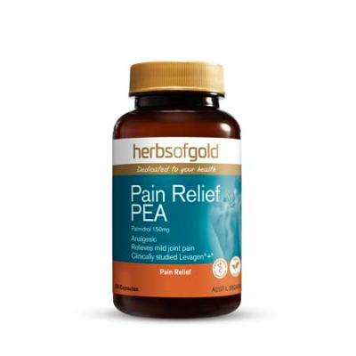 PAIN RELIEF PEA 30Vcaps