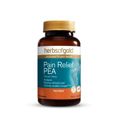 PAIN RELIEF PEA 60Vcaps