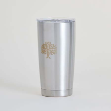BARE TUMBLER - DOUBLE WALLED STAINLESS STEEL 590ml