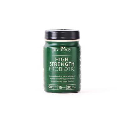 PREMEDY HIGH STRENGTH PROBIOTIC 30g