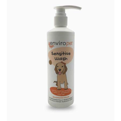 PET SENSITIVE WASH 500ml (BX15)