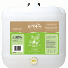 ORGANIC COCONUT HAND & BODY WASH 15L *COMMIT TO PURCHASE*