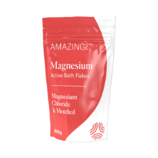 MAGNESIUM ACTIVE FLAKES 800g