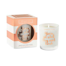 PINEAPPLE AND COCONUT PAVLOVA SOY CANDLE 180g