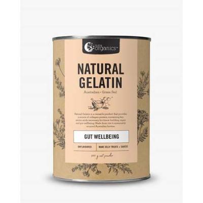 NATURAL GELATIN 500g