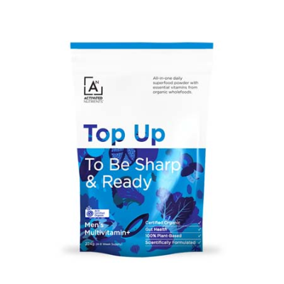 TOP UP FOR MEN 224g