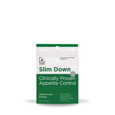 SLIM DOWN LEMON LIME 45g