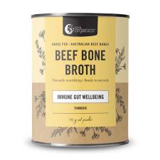 BEEF BONE BROTH POWDER TURMERIC 125g