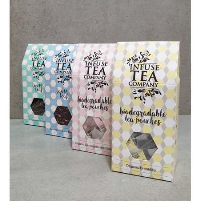 FRENCH EARL GREY TEA POUCHES 15pk (BX8)