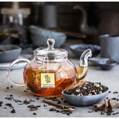 MASALA CHAI LOOSE LEAF TEA 100g (BX8)