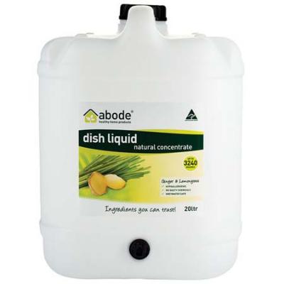 DISHWASH LIQUID GINGER&LEMON GRASS 20L *COMMIT TO PURCHASE*