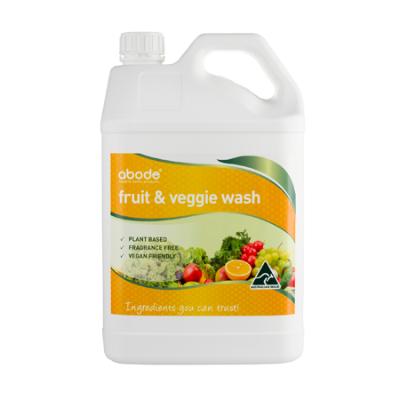 FRUIT & VEGETABLE WASH 5L *TEMP UNAVAILABLE*