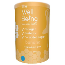 THE WELL BEING COLLAGEN BANANA 200g