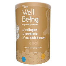 THE WELL BEING COLLAGEN CHAI 200g