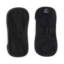 BLACK ORGANIC COTTON PANTIE LINER CLOTH PAD