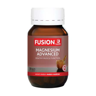 MAGNESIUM ADVANCED 120Tabs Magnesium glycinate