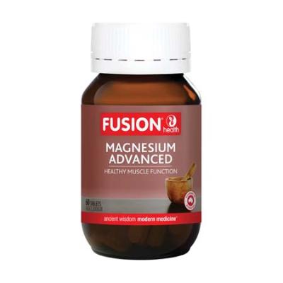 MAGNESIUM ADVANCED 60Tabs Magnesium glycinate