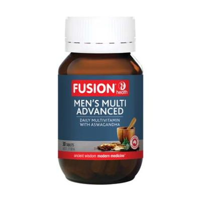 MENS MULTI ADVANCED 30Tabs Vitamin B1
