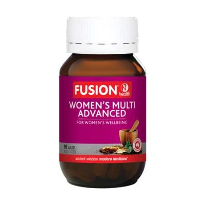 WOMENS MULTI ADVANCED 90Tabs Vitamin B1