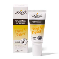 NATURAL FACE SUNSCREEN PRIME & PROTECT UNTINTED BB SPF 30 60g