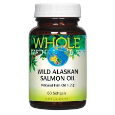 WILD ALASKAN SALMON OIL 60Caps