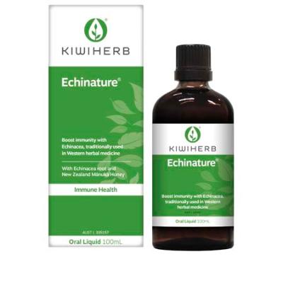 ECHINATURE 100ml Echinacea (Echinacea purpurea)
