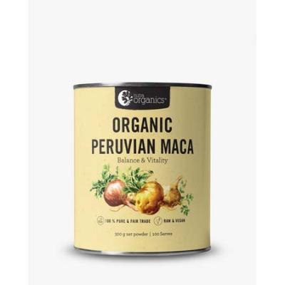 PERUVIAN ORGANIC MACA 200g