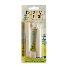 BUZZY BRUSH REPLACEMENT HEADS 2pk (BX8)
