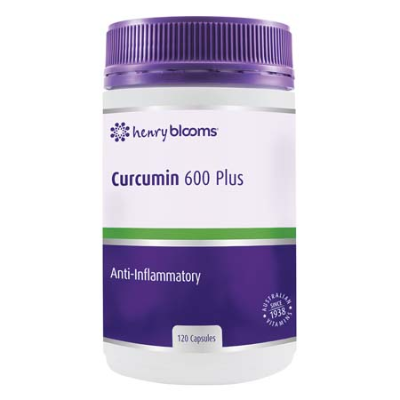 CURCUMIN 600 PLUS 120Caps Turmeric (Curcuma longa)