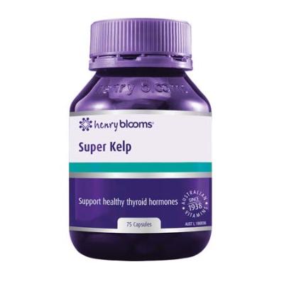 SUPER KELP 75Caps Bladderwrack
