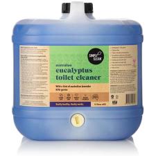 AUSTRALIAN EUCALYTUS TOILET CLEANER 15L