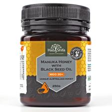 MANUKA HONEY WITH BLACK SEED OIL MGO 30+ 250g